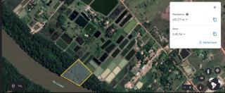 Cuiabá: VENDO!!! Uma chácara na beira do rio Cuiabá de 9 hectares na região do bandeira na estrada velha da Guia fica 12 km da AMBEV 3