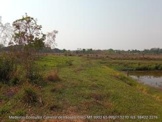 Cuiabá: VENDO!!! Uma chácara na beira do rio Cuiabá de 9 hectares na região do bandeira na estrada velha da Guia fica 12 km da AMBEV 4