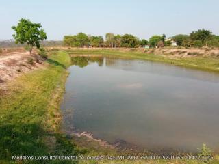 Cuiabá: VENDO!!! Uma chácara na beira do rio Cuiabá de 9 hectares na região do bandeira na estrada velha da Guia fica 12 km da AMBEV 7