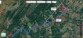 Cuiabá: VENDO!!! Um sítio de 33 hectares na região da sadia 3 a 50 km do trevo do lagarto 13