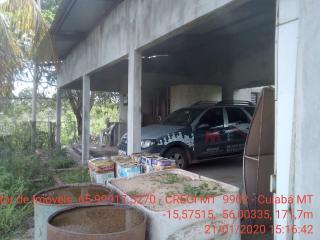 Cuiabá: VENDO!!! Uma chácara no loteamento Seriema 4 km da cidade de Cuiabá-MT, medindo 1.5 Hectar (150 X 100) 19
