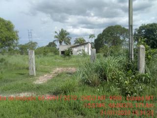 Cuiabá: VENDO!!! Uma chácara no loteamento Seriema 4 km da cidade de Cuiabá-MT, medindo 1.5 Hectar (150 X 100) 9