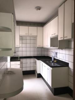 Apartamento para venda em Jardim Camburi ES, 3 quartos, 80m2, escada, segundo andar, armários embutidos, 1 vaga de garagem, salão de festas