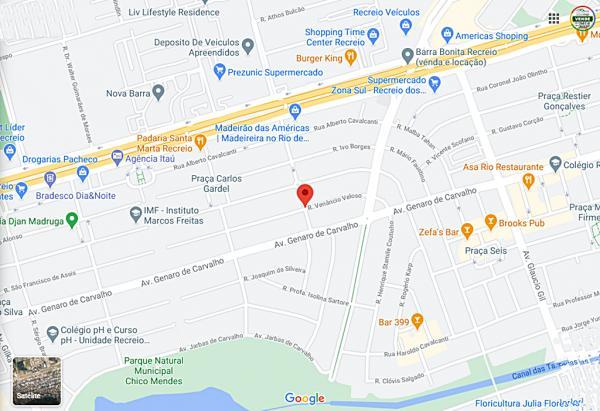 Maricá: Recreio dos Bandeirantes/RJ, Terreno Multifamiliar,  Rua Nobre. Bom Para Investidor. 8