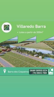 Aracaju: Villaredo Barra 1