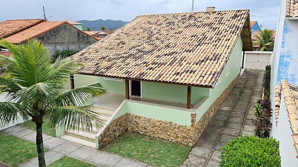 Maricá: Cordeirinho-Maricá, Imóvel Na Quadra Da Praia, C/5 Qtos Sendo 2 Suítes Externas C/Vista Da Praia. 18
