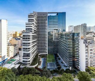 Niterói: Apartamento para Venda, São Paulo / SP, bairro Centro, 1 dormitório, 1 suíte, 1 banheiro, área construída 16,00 m² AMA2500 2