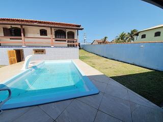 Ponta Negra-Maricá, Imóvel De 3 Qtos (Sendo 1 Suíte Externa), Área Gourmet Completa, Acesso A Praia.