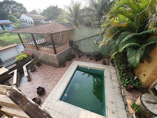 Bambuí-Maricá, Duplex 5 Qtos (Sendo 2 Suítes) Área Gourmet, Piscina, Área De Descanso E Mirante.