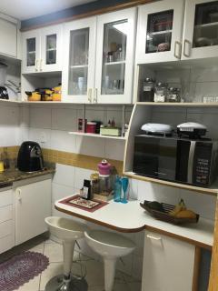 Vitória: Apartamento para venda em Bento Ferreira, Vitória ES, 3 quartos, suíte, 125m2, frente, armários embutidos, 1 vaga de garagem coberta 14