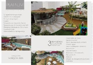 Balneário Camboriú: LANÇAMENTO Residencial PLATINUM 4