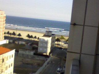 Praia Grande: Apto mobiliado 1
