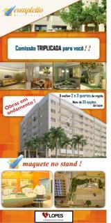 Rio de Janeiro: Imperdível Completto Residencial 1