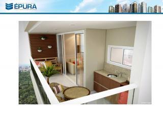 Vitória: Apartamento, 1 Suite, 1 Quarto, Novo 3