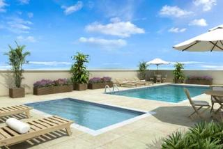 São José dos Campos: Cobertura Duplex 2 Dorm`s Suite 109m² Jardim Terras do Sul - Zona Sul 4