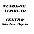 São José de Mipibu: Terreno Centro de São José de Mipibu