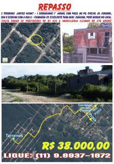 Itanhaém: Repasso 2 Terreno em Itanhaém 1