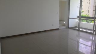 Salvador: Apartamento 3 dormitórios, 135 m²,varanda, vista mar, na Pituba. 1