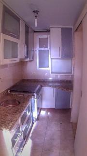 S. J. dos Pinhais: apartamento semi mobiliado com garden 2 quartos 4