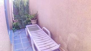 S. J. dos Pinhais: apartamento semi mobiliado com garden 2 quartos 8