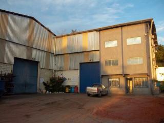 Sorocaba: Alugo galpão Industrial 1