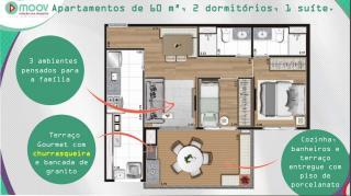 São Paulo: Apartamento 2 e 3 dormitórios à 400mts da estação Vila Prudente 4