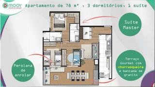 São Paulo: Apartamento 2 e 3 dormitórios à 400mts da estação Vila Prudente 5
