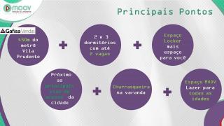 São Paulo: Apartamento 2 e 3 dormitórios à 400mts da estação Vila Prudente 8