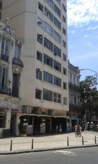 Rio de Janeiro: Apartamento espacoso silencioso 45 m2 temporada Lapa wifi sky