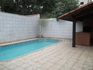 Praia Grande: Casa com piscina 1