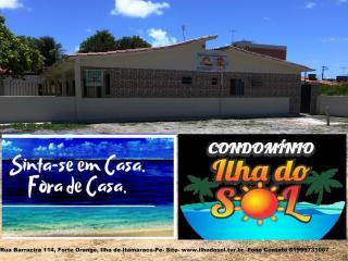 Itamaracá: CONDOMINIO ILHA DO SOL