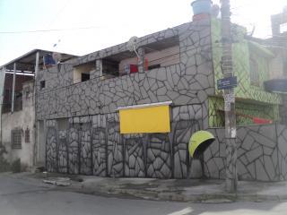 São Paulo: 4 Casas de 2 cômodos e 01 casa de 3 cômodos e Garagem - Jardim Eliana-Perto do ponto final 1