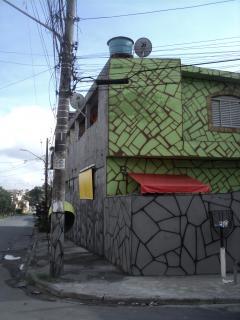 São Paulo: 4 Casas de 2 cômodos e 01 casa de 3 cômodos e Garagem - Jardim Eliana-Perto do ponto final 2