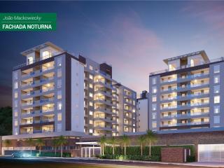 Florianópolis: Pré-lançamento: Residencial João Makowiecky (2, 3 dormitórios e cobertura) 1