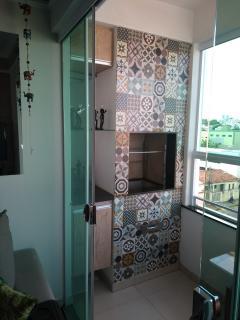 Uberlândia: Apartamento com varanda Goumert no Santa Mônica próximo à UFU 3