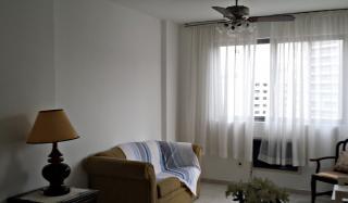 Santos: Apartamento Mobiliado no Gonzaga com Garagem 1