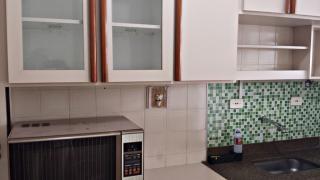 Santos: Apartamento Mobiliado no Gonzaga com Garagem 6