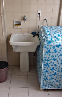 Santos: Apartamento Mobiliado no Gonzaga com Garagem 8