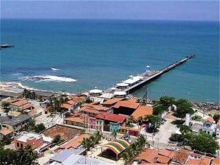 Fortaleza: flat mobiliado na praia de iracema