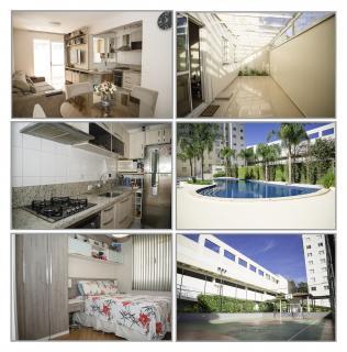 Curitiba: Apartamento Garden Atuba Curitiba 1
