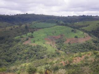 Joaíma: Fazenda de 600 Hectares em MG, Barata, C/ Muita Água, Boa Para Pasto Ou Plantação! 5