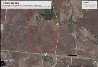 Caucaia: Fazenda Caucaia 28,36 ha 1