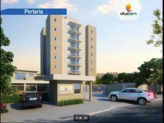 Vargem Grande Paulista: Apartamento com 2 Quartos à Venda, 50 m² por R$ 200.000 1