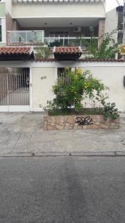 Rio de Janeiro: Casa duplex 4 quartos 1 suite dep emp 3 vagas 1