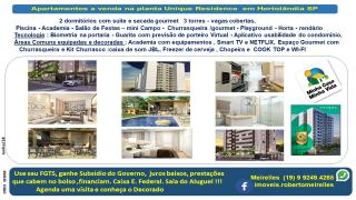 Campinas: Apartamento a Venda na planta em vários Bairros Campinas e região 7