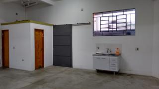 São Paulo: Salão com Vão Livre, Sem Colunas, 160m2 na Casa Verde 6