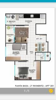 Vila Velha: Apartamentos : - Escriturado - Melhor preço por M2 da região!! 6