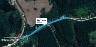 Rio Negro: Chácara a 800 metros da R. Bittencourt (BR-116). 6