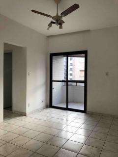 Santos: Apartamento em Santos, 1 quarto, 2 banheiros, Sacada e Garagem 2