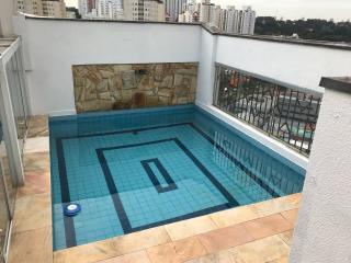 São Paulo: Apartamento Duplex Cobertura 1